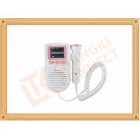 Color LCD TFT Display FHR Ultrasound Pocket Fetal Doppler Fetal Heart Rate