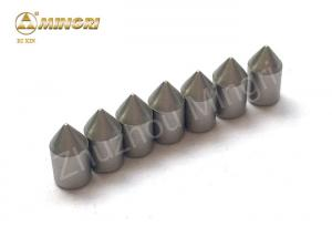 China YG6 Tungsten Carbide Bush Hammer Pin Needle Tips for Litchi Surface and Safety Hammer on sale
