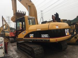 China Used 2010 320cl Cat Excavator / Caterpillar 320cl Excavator 20000 KG on sale
