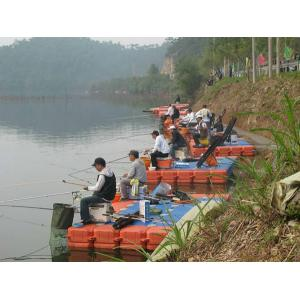 Quality Water Working Platform HDPE pontoon for sale