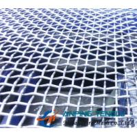 China Stainless Steel Plain Crimped Wire Mesh/Screen 5mm to 100mm Hole on sale