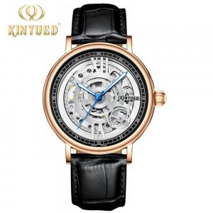 China Simple Tourbillon Mechanical Wrist Watch  With Hardness Mineral Glass on sale