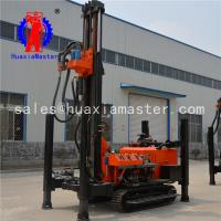 FY180 crawler pneumatic water well drilling rig Machine Supplier For China