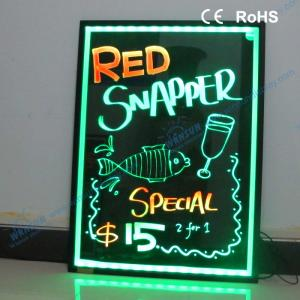 China new hot products led fluorescent board on the market on sale