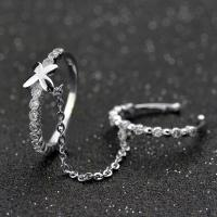 wedding jewelry set , wholesale jewelry china women rings !925 sterling silver rings!