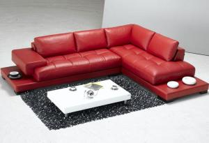 China Couch Lounge Suite Set Sectional Coner Leather  Sofa Bed Sofa set(WLF-S016) on sale