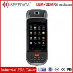 3G Gprs 4G LTE Sim Card Fixed Wireless Portable Terminal Data Collection Biometric Fingerprint with Touch Screen