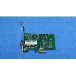 China Femrice 1GB Single Port Gigabit Ethernet Desktop Computer Network Adapter PCIex1 Fiber Optic Network Interface Card on sale
