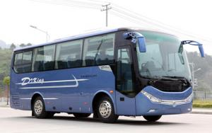 China Dongfeng EQ 6800 35 Seats Custom Coach Bus , Luxury Tour Bus With Cummins Engine on sale