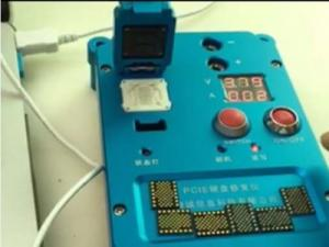 iCloud Bypass Tools PCIE Nand repair machine for iphone 6S