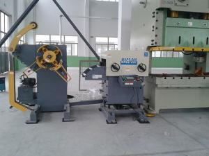 China High Precision Feeding Steel Coil Uncoiler / School Chalk Making Machine on sale
