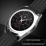 Fashion smart mobile watch Net size  43*54*11mm CE certification