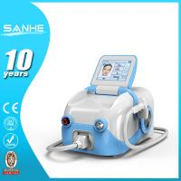 China 808nm diode laser permanent hair removal machine /best 808 diode laser for hair removal on sale