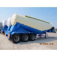 42 cbm Air suspension Powder tankers trailer  | Titan Vehicle