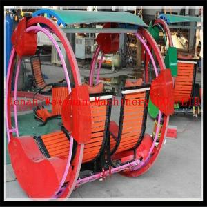China Interesting public games for child and adults fun electric control happy car on sale