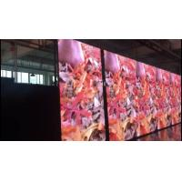 HD 4K Small Pixel Indoor Led Display High Definition 3840Hz Refresh Rate Light Weight Design