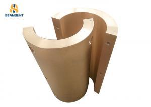 China Weaving Machinery Bearing Shell Anti Abrasion High Load Capacity on sale