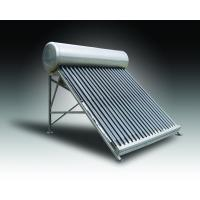 CE High effficiency non-pressurized solar water heater