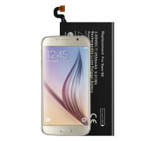 China 100% Pure Cobalt Samsung Phone Battery Replacement 2550mAh For Samsung Galaxy S6 on sale