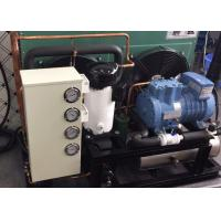 Hermetic Type 10HP Air Cooled Condensing Unit For Glass Door Walk In Cooler