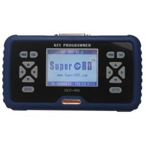 China SuperOBD SKP900 Handheld OBD2 Car Key Programmer V4.5 No Need Pin Code When Do Key Programming on sale