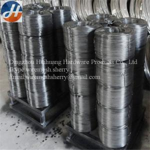 China 14 gauge black annealed wire with oils on sale