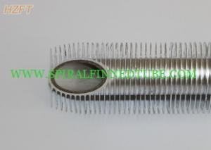 China Aluminium Integral Finned Tubes with High Fin , Heat Exchanger Fin Tube on sale