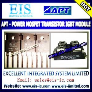 China Distributor of APT all series IC- POWER MOSFET TRANSISTOR IGBT MODULE on sale