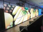 Indoor Rental LED Display P3 Aluminum Front Service Easy To Maintanence Light