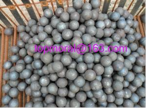 China high quality grinding media steel ball on sale