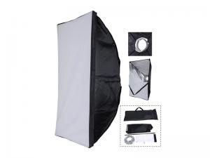 China Balcar rectangle gird collapsible quadrangle Photography  Softbox with bowens mount for LF on sale