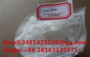 Raw Anti - Estrogenic Homebrew Steroids Clomiphene Citrate