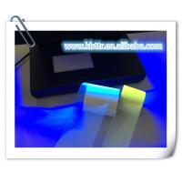 Invisible blue printer uv ribbon for zebra printer