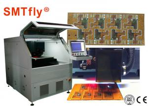 China Optowave UV Laser PCB Depaneling Machine Stand Alone Type Marble Platform SMTfly-5S on sale