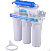 25 W 6 Stage Under Sink Water Filter Purifier With Mineral Ball Cartridge