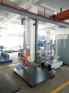 China Free-fall Drop Test Machine with Fixture for Corner and Edge Drop Tests, Drop Height 2M on sale