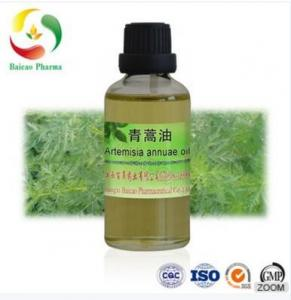 China Chinese Supplier Pure Natural Artemisia Annua Essential Oil on sale