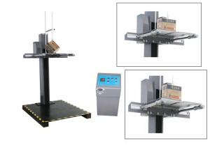 China Two Wing/Armed Free Falling Drop Testing Machine for  Package Strenght Test on sale