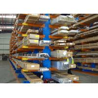 Easy Figulartion Cantilever Storage Rack Custom Size With Heavy Duty Load Capacity