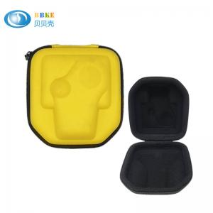 China Customized PU EVA Headphone Case , EVA Hard Case Carrying Various Colors on sale