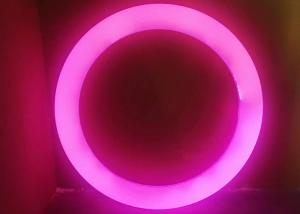 China Big Round Colorful Lighting Circle for Festival Party Decoration on sale