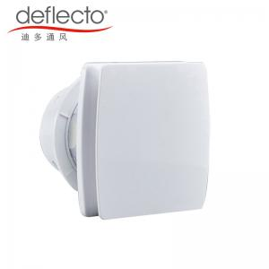 China Wall Mounted Bathroom Ventilation Fan 6'' 150MM Plastic Blade With Sensor on sale