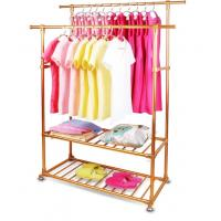 China H148 Adjustable Rolling Cloth Drying Stand , Heavy Duty Folding Clothes Dryer on sale