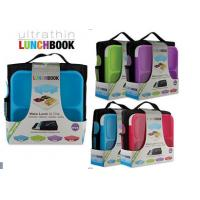 FBT121602 for wholesales ultrathin lunch box with 3 divided box cooler box optional