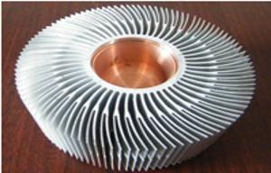 China Aluminum Drilling CNC Precision Parts / CNC Machined Metal Toothed Gear on sale