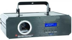 China 1000mw RGB full color LCD display with SD card laser light stage light on sale