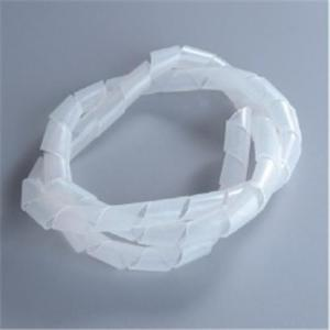 Quality Custom light weight recycled durable small Nylon spiral wire wrapping band for sale