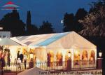 White Aluminum Frame Big Structure Retail Tent for Weekend Fairs