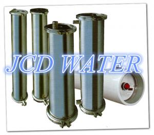 China Industrial RO Membrane Housing 8 For Sand Filtration , High Pressure supplier
