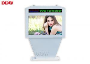 China La señalización digital externa del monitor legible del tft de Sun, 43 avanza lentamente la señalización comercial DDW-AD4301S de Digitaces on sale